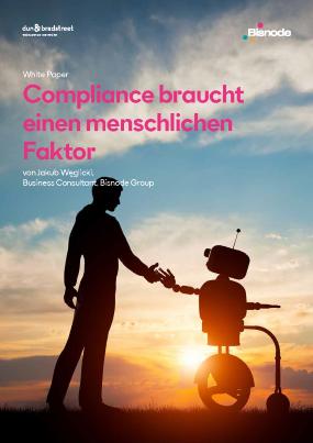 Whitepaper-Cover - Compliance braucht einen menschlichen Faktor