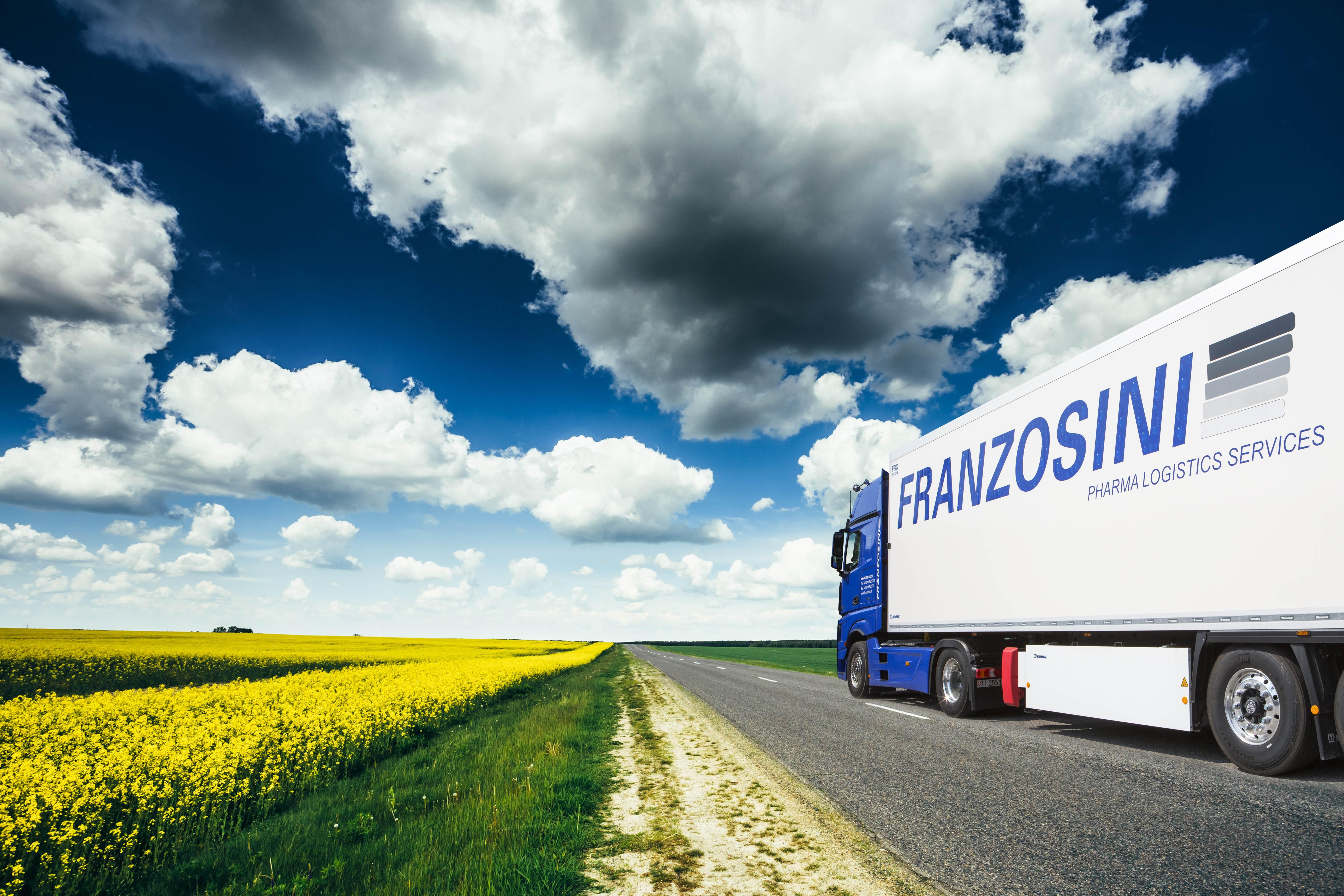 Franzosini Lastwagen