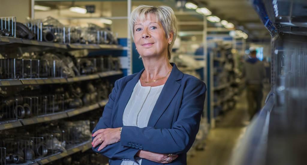 Bild på Elizabeth Jönson, risk- och kreditchef, Dahl Sverige AB och Optimera Svenska AB