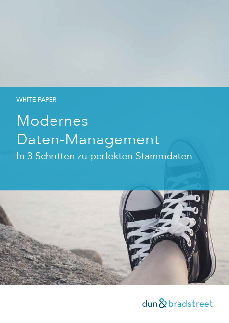 Modernes Daten-Management - Leitfaden