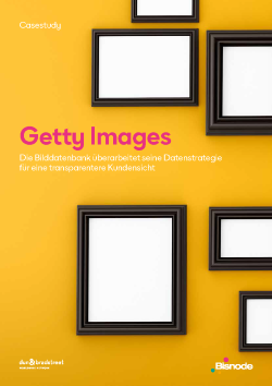 Getty Images - Casestudy